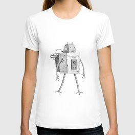 Hardworking Bot T-shirt