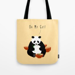 Oh My Gut! Tote Bag