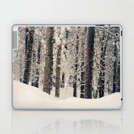 Winter Woods 1 Laptop & iPad Skin