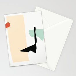 Matisse Shapes 3 Stationery Cards