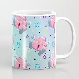 Pink Poo Coffee Mug