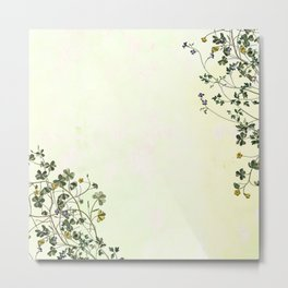 This is how a garden grows Metal Print