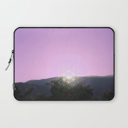 Flower of Life Landscape Laptop Sleeve