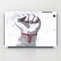 power iPad Cases featuring Power by Isaak_Rodriguez