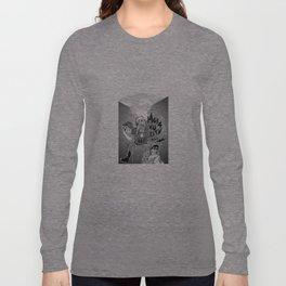 Mekaku city Long Sleeve T-shirt