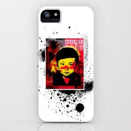Mondongo Records iPhone Case