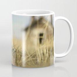 """Lo-Fi""  / Old Barn Buildings Coffee Mug"