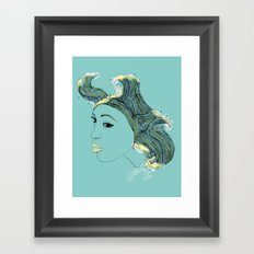 Seadusa Framed Art Print