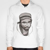 patrick Hoodies featuring Patrick Watson by Icillustration