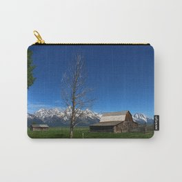 At The Mormon Row Carry-All Pouch