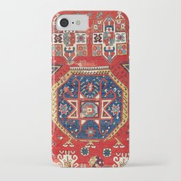 Aksaray Cappadocian Central Anatolian Rug Print iPhone Case