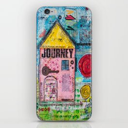 Journey iPhone Skin