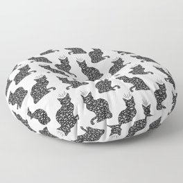 Cat Eyes Floor Pillow
