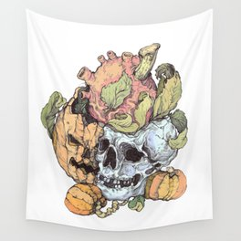 halloween party Wall Tapestry