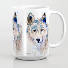 Wolf 2 Coffee Mug