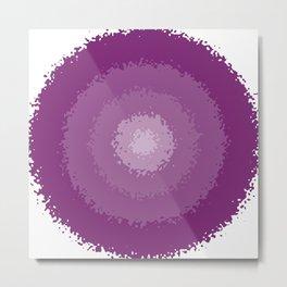 purple decay Metal Print