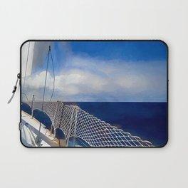 I am sailing Laptop Sleeve