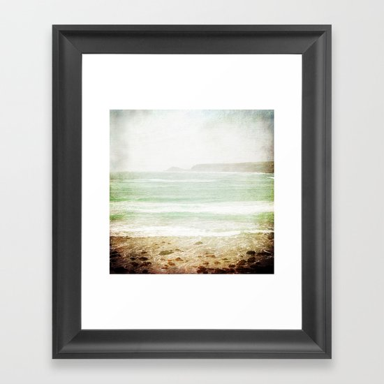 The Secret of the Sea Framed Art Print