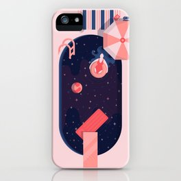 Starbathing iPhone Case