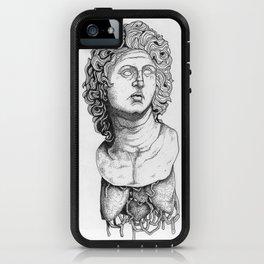 Living Statue iPhone Case