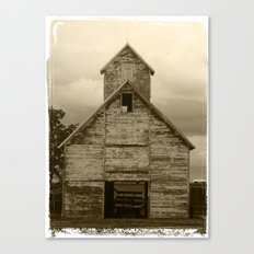 Barn Canvas Print
