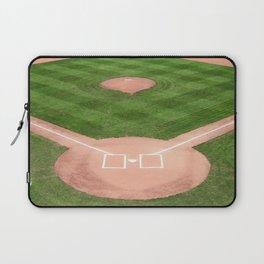 Baseball field Laptop Sleeve