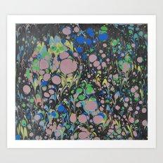 Marble Print #20 Art Print