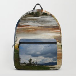 Grassy Spring View Backpack