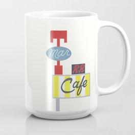 the Double R - Twin Peaks Coffee Mug