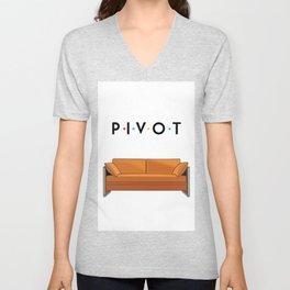 Pivot Friends Unisex V-Neck