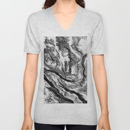 Abstract beauty Unisex V-Neck
