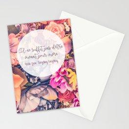 Everything Everything . NICOLA YOON Stationery Cards