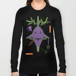 Unit 01 Long Sleeve T-shirt