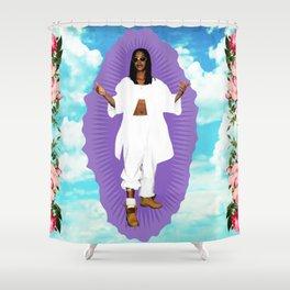 Aaliyah Shower Curtain