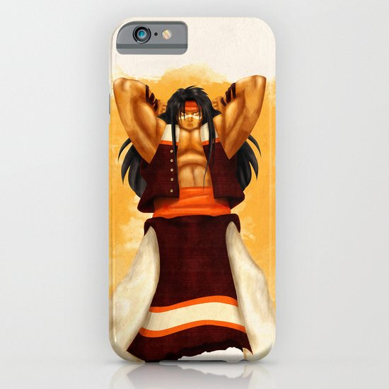 Apache Chief iPhone & iPod Case