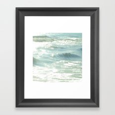 The Magical Sea Framed Art Print