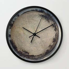 360 Photograph - Desertsphere No. 1 Wall Clock