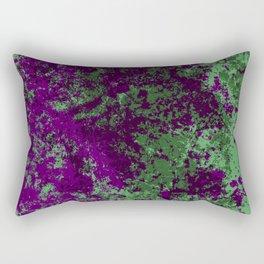 Abdung - Abstract Bohemian Camouflage Tie-Dye Style Art Rectangular Pillow