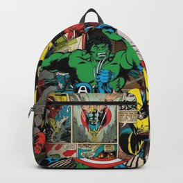 Comics Famous Backpack
