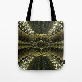 Tripping through the Woods Tote Bag