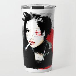 Shiina Ringo - Japanese singer Travel Mug