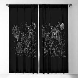 Ojun Blackout Curtain