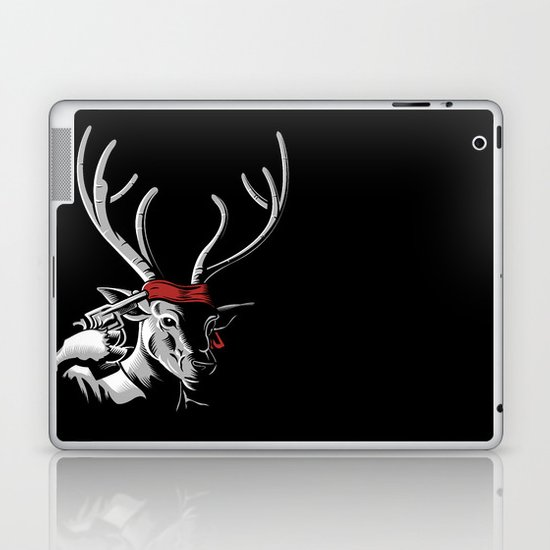 The Deer Hunter Laptop & iPad Skin