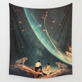 Guardians of our Future Wall Tapestry