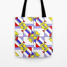 Pop Art Pattern Tote Bag