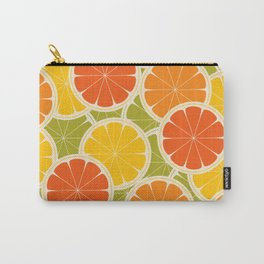 Orange, lemon and grapefruit Carry-All Pouch