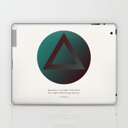 The Night of the Mind Laptop & iPad Skin