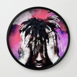 Rapper Wall Clock