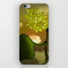 Tirando Magia iPhone & iPod Skin