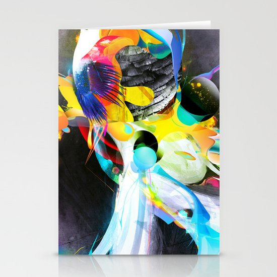 Vivid Reflections Stationery Cards